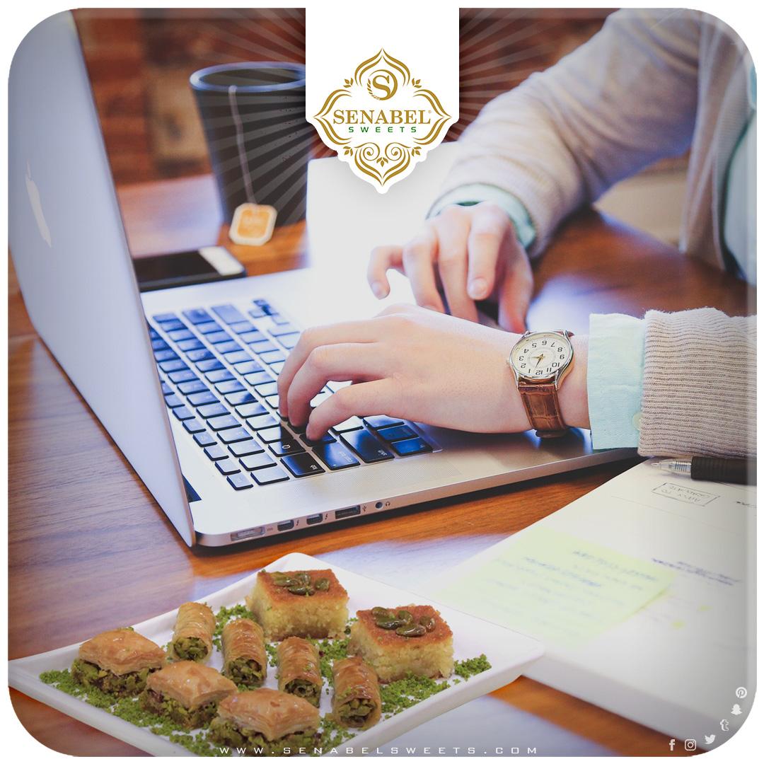 إبدأ يومك بمزيد من النشاط والطاقة مع حلويات سنابل